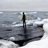 Ice Surfers