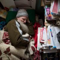 Krakow Homeless Zeflik