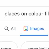 Colour Places
