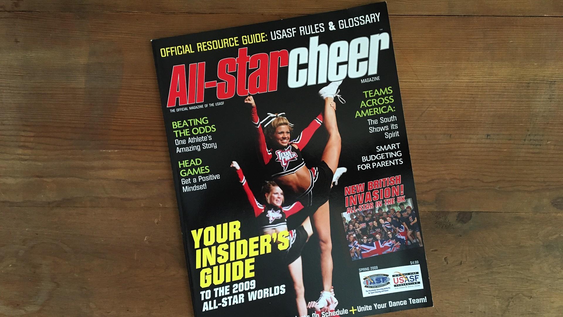 All-Star Cheer Magazine