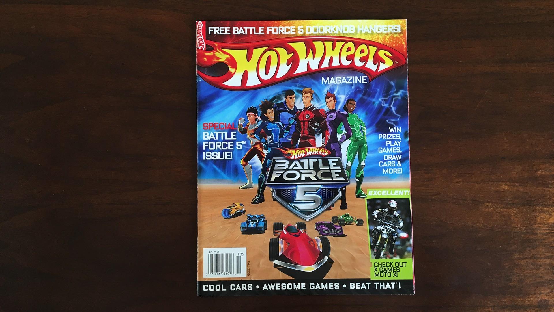 Hot Wheels Magazine