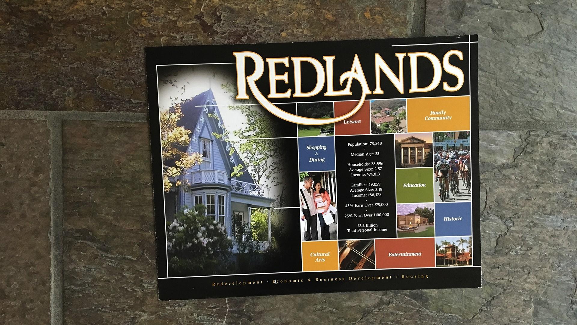 Redlands Brochure