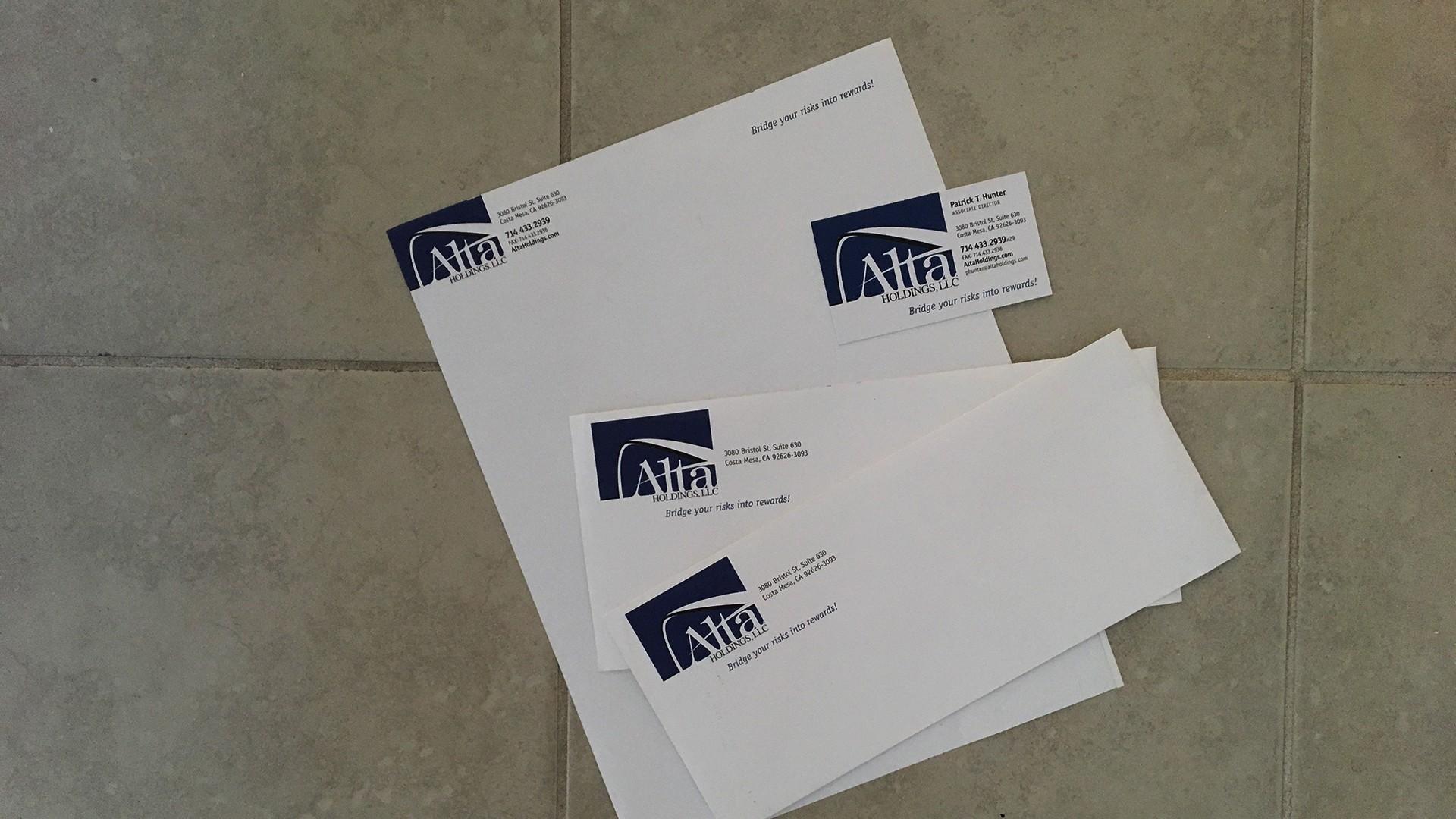 Alta Holdings, LLC