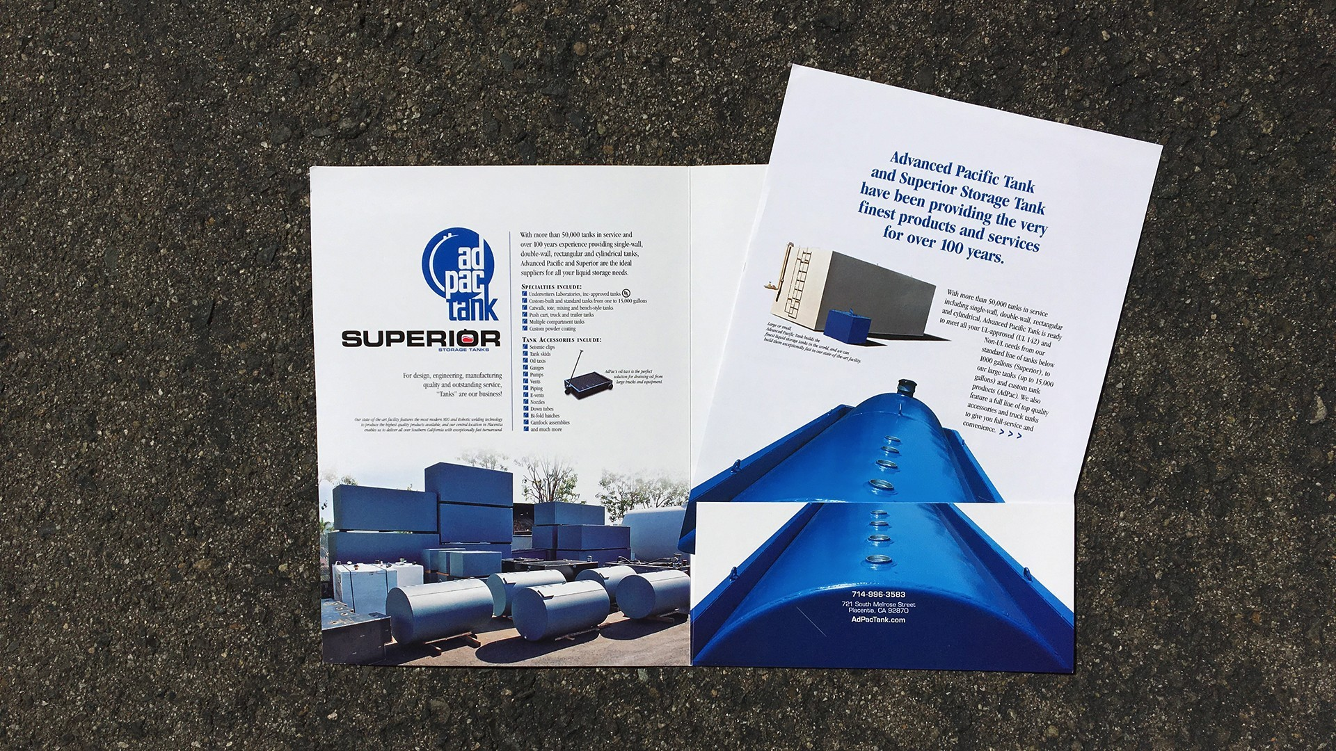 Superior Tank Brochure